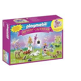 Playmobil Christmas 5492 Enhörningens Drömland Advent Calendar 2013