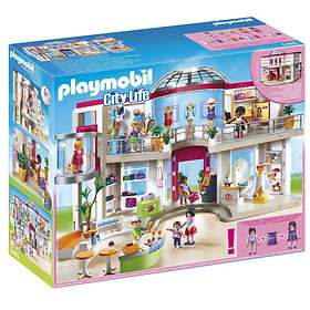 Playmobil City Life 5485 Furnished Shopping Mall