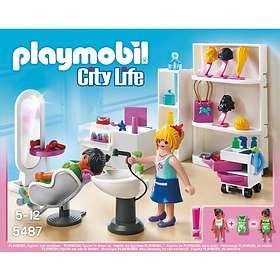 Playmobil City Life 5487 Salon de beauté