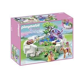 Playmobil Princess 5475 Mare De Cristal Avec Fée
