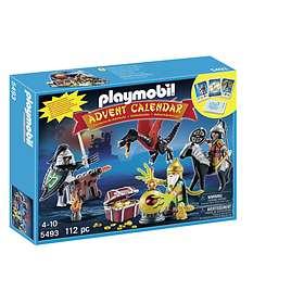 Playmobil Christmas 5493 Drakens Skatt Advent Calendar 2013