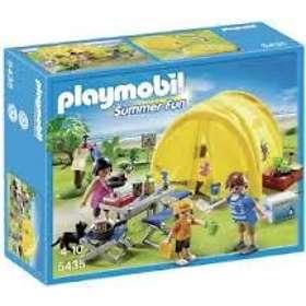 Playmobil Vacation 5435 Family Camping Trip