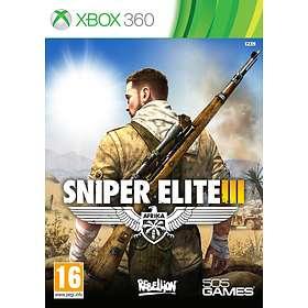 Sniper Elite III: Afrika (Xbox 360)
