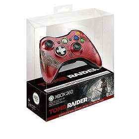 Microsoft Xbox 360 Wireless Controller Tomb Raider Limited Edition (Xbox 360)