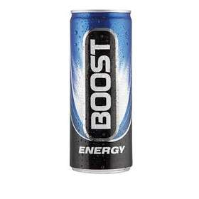 Boost Energy Drink Burk 0,25l