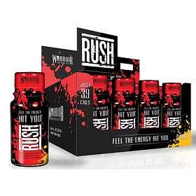 Warrior Supplements Rush 60ml 12-pack