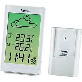 Jämför priser på Hama EWS-880 Väderstationer - Hitta bästa pris hos Prisjakt cb8d04af83e2e