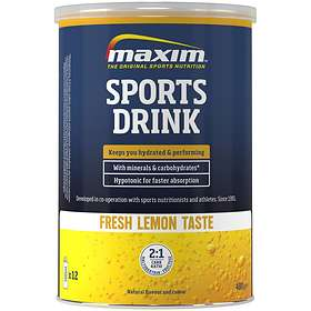 Maxim Sports Nutrition Hypotonic Sports Drink 0,48kg