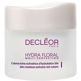 Decléor Hydra Floral Multi-Protection 24H Moisture Activator Rich Cream 50ml