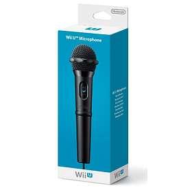 Nintendo Wii U Wired Microphone (Wii U)