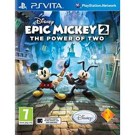 Disney Epic Mickey 2: The Power of Two (PS Vita)
