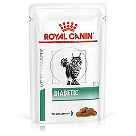 Royal Canin FVD Diabetic 12x0,1kg