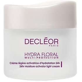 Decleor Hydra Floral Multi-Protection 24h Moisture Activator Light Cream 50ml