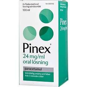Actavis Pinex 24mg Flytande 100ml