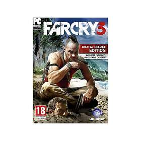 Far Cry 3 - Deluxe Edition (PC)
