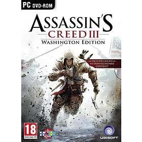 Assassin's Creed III - Washington Edition (PC)
