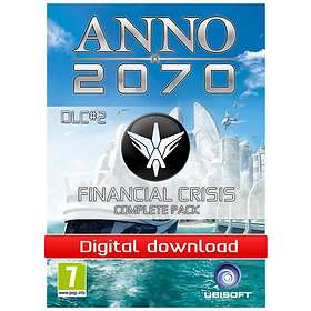 Anno 2070: Financial Crisis - Complete Pack (PC)