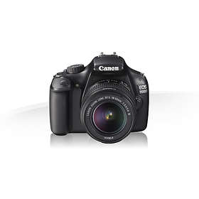 Canon EOS 1100D + 18-55/3,5-5,6 IS + 50/1,8