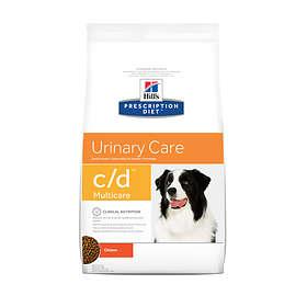 Hills Canine Prescription Diet CD 12kg