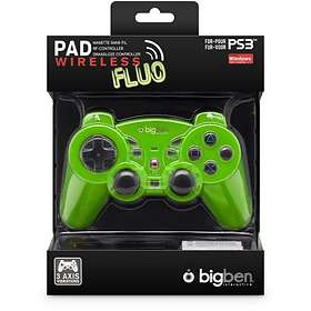 Bigben Interactive Fluo Wireless (PS3/PC)