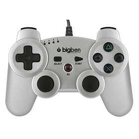 Bigben Interactive Bluetooth Metallic Pad (PS3)