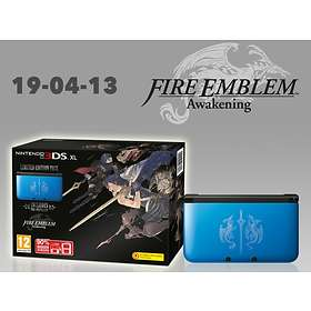 Nintendo 3DS XL (+ Fire Emblem: Awakening) - Limited Edition