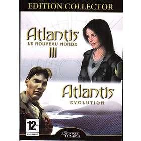 Atlantis III: The New World + Evolution - Collector's Edition