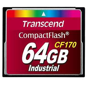 Transcend Industrial Compact Flash CF170 64GB
