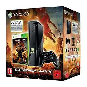 Microsoft Xbox 360 Slim 250Go (+ GoW: Judgment)