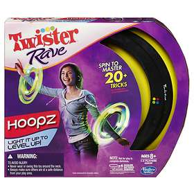 Hasbro Twister: Rave - Hoopz
