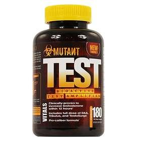 Mutant Nutrition Test 180 Kapslar