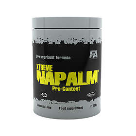 Fitness Authority Xtreme Napalm Pre-Contest 0.5kg