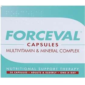 Forceval Multivitamin & Mineral Complex 30 Capsules