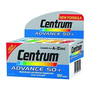 Centrum Advance 50+ 100 Tablets