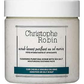 Christophe Robin Purifying Scrub with Sea-Salt 250ml