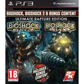Bioshock 1 & 2 - Ultimate Rapture Edition (PS3)
