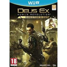 Deus Ex: Human Revolution - Director's Cut Edition (Wii U)
