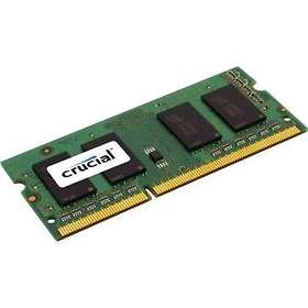 Crucial SO-DIMM DDR3 1600MHz 2GB (CT25664BF160BJ)