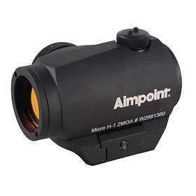 Aimpoint Micro H-1 1x20 w/o Mount