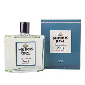 da6e28d4 Find the best price on Musgo Real Cologne No.4 Lavender edc 100ml | Compare  deals on PriceSpy UK