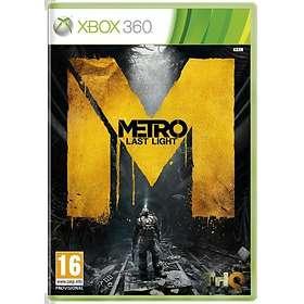 Metro: Last Light - Limited Edition (Xbox 360)