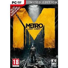 Metro: Last Light - Limited Edition (PC)