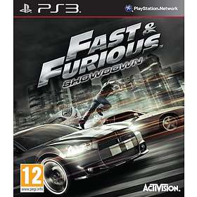 Fast & Furious: Showdown (PS3)