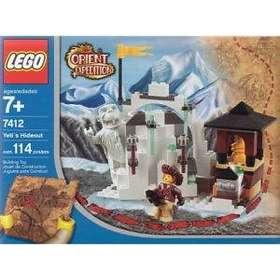 LEGO Adventurers 7412 Yeti's Hideout