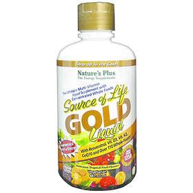 Nature's Plus Source of Life Gold Liquid Multivitamin 887ml