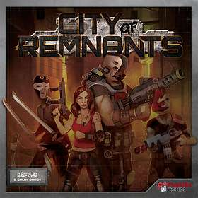 Plaid Hat Games City of Remnants