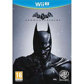 Batman: Arkham Origins (Wii U)