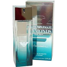Genieße am niedrigsten Preis am besten verkaufen Outlet zum Verkauf Giorgio Armani Diamonds Summer For Men edt 75ml Best Price ...