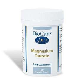 BioCare Magnesium Taurate 60 Capsules