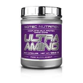 Scitec Nutrition Ultra Amino 500 Kapslar